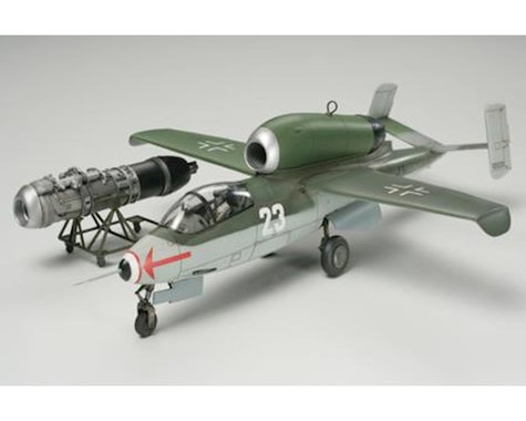 Tamiya 1/48 German Heinkel HE162 A2 Salamander Model Kit