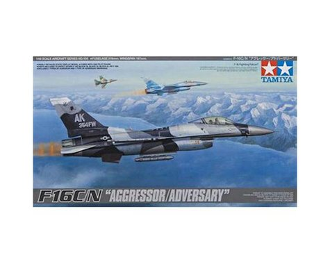 """Tamiya 1/48 F-16C/N """"Agressor/Adversary"""""""