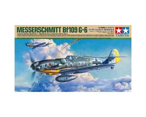 Tamiya 1 48 Messerschmitt Bf 109 G-6