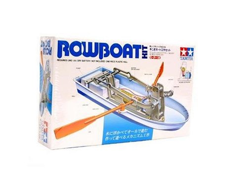 Tamiya Row Boat