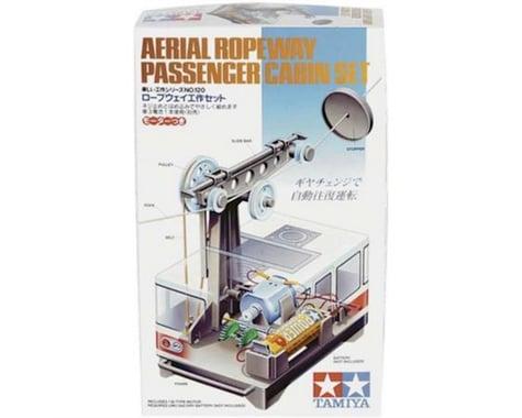 Tamiya Aerial Ropeway Passenger Cabin Model Kit