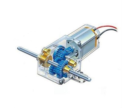 70188 Mini Motor Gearbox (8-Speed) Kit