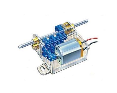 Tamiya 70190 Mini Motor Multi-Ratio Gearbox Kit (12-Speed)