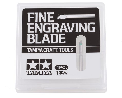 Tamiya Fine Engraving Blade (0.2mm)