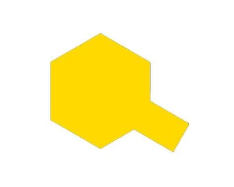 Tamiya Lemon Yellow Mini Acrylic Gloss Finish (6/Bx)