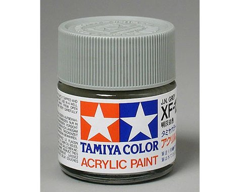 Tamiya XF-12 Flat Jungle Grey Acrylic Paint (23ml)