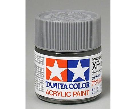 Tamiya XF-54 Flat Dark Sea Grey Acrylic Paint (23ml)