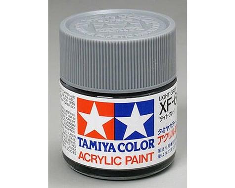 Tamiya Light Gray Mini Acrylic Matte Finish (6/Bx)