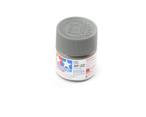 Tamiya Acrylic Mini XF22 RLM Flat Gray Paint (10ml)