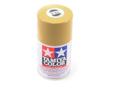 Tamiya TS-3 Lacquer Spray Paint (Dark Yellow) (100ml)