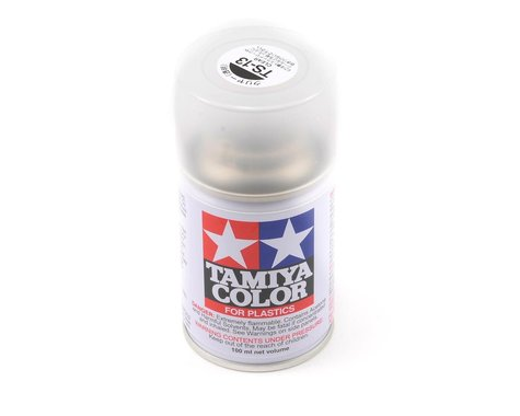 Tamiya TS-13 Clear Lacquer Spray Paint (100ml)