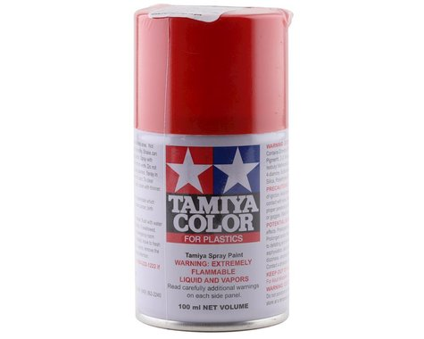 Tamiya TS-49 Bright Red Lacquer Spray Paint (100ml)