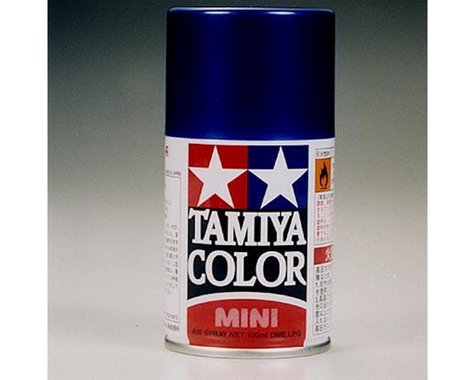Tamiya TS-51 Racing Blue Lacquer Spray Paint (100ml)