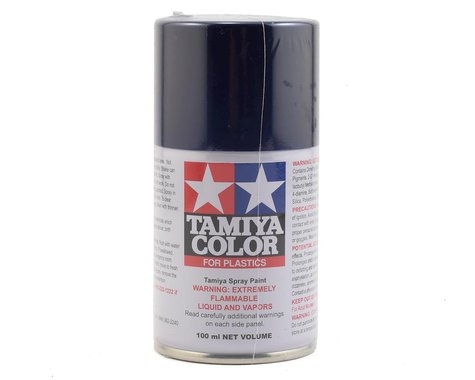 Tamiya TS-53 Deep Metallic Blue Lacquer Spray Paint (100ml)