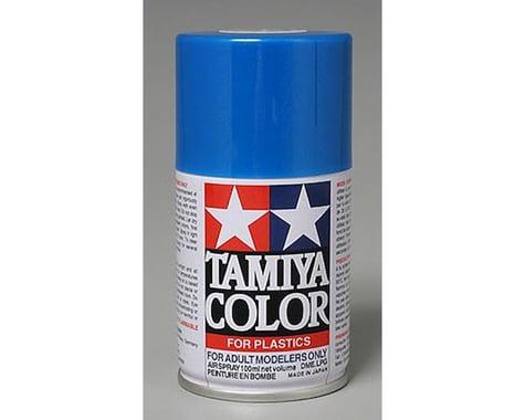 Tamiya TS-54 Light Metallic Blue Lacquer Spray Paint (100ml)
