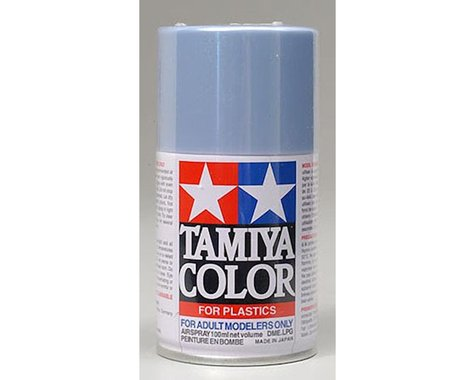 Tamiya TS-58 Pearl Light Blue Lacquer Spray Paint (100ml)