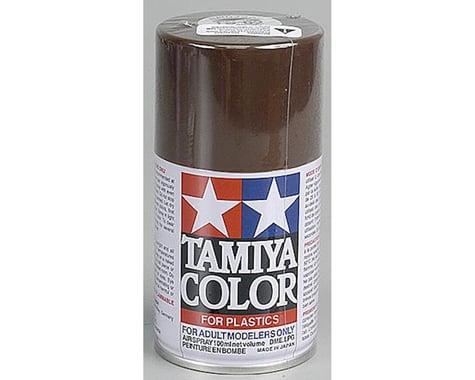Tamiya TS-62 NATO Brown Lacquer Spray Paint (3oz)