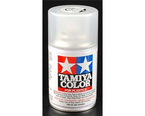 Tamiya TS-65 Pearl Clear Lacquer Spray Paint (100ml)