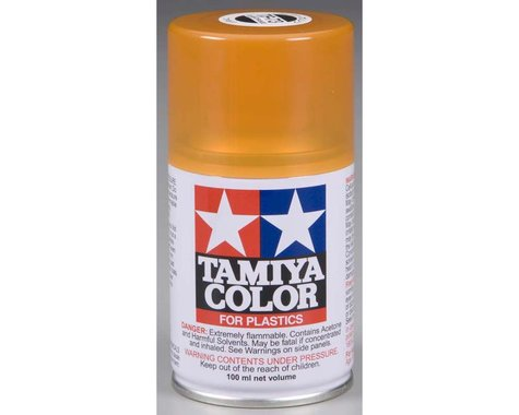 Tamiya Spray Lacquer TS-73 (Clear Orange) (100ml)