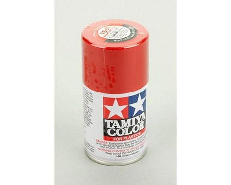 Tamiya TS-85 Ferrari Red Lacquer Spray Paint (100ml)