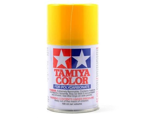 Tamiya PS-6 Yellow Lexan Spray Paint (3oz)