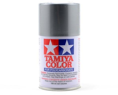 Tamiya PS-12 Silver Lexan Spray Paint (100ml)