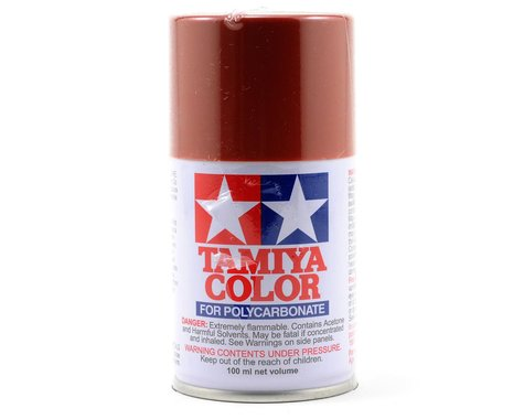 Tamiya PS-14 Copper Lexan Spray Paint (100ml)
