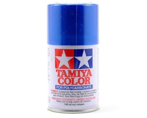Tamiya PS-16 Metallic Blue Lexan Spray Paint (100ml)
