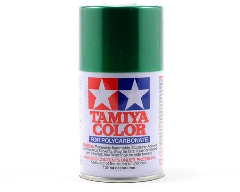 Tamiya PS-17 Metallic Green Lexan Spray Paint (3oz)