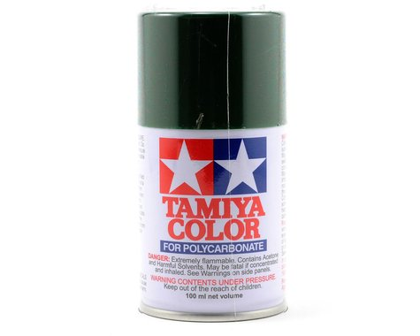 Tamiya PS-22 Racing Green Lexan Spray Paint (100ml)