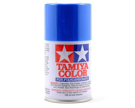 Tamiya PS-30 Brilliant Blue Lexan Spray Paint (3oz)