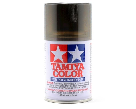 Tamiya PS-31 Smoke Lexan Spray Paint (100ml)