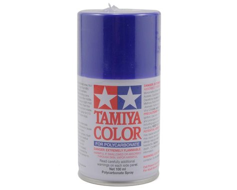 Tamiya PS-35 Blue Violet Lexan Spray Paint (100ml)