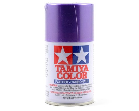 Tamiya PS-46 Purple/Green Iridescent Lexan Spray Paint (3oz)