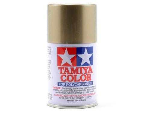 Tamiya PS-52 Champagne Gold Anodized Aluminum Lexan Spray Paint (3oz)
