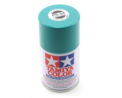 Tamiya PS-54 Cobalt Green Spray Paint (3oz)