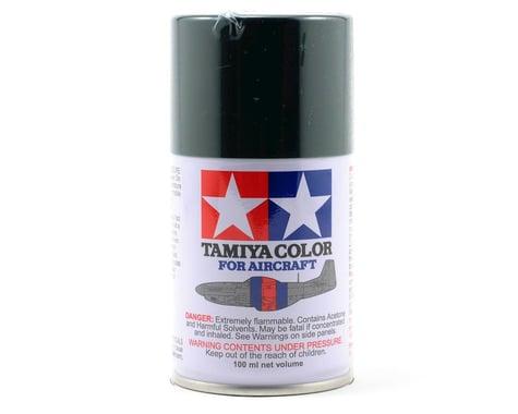 Tamiya AS-1 Dark Green Aircraft Lacquer Spray Paint (100ml) (IJN)
