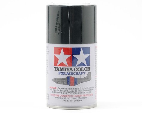 Tamiya AS-9 RAF Dark Green Aircraft Lacquer Spray Paint (100ml)