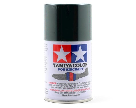 Tamiya AS-21 Dark Green 2 Aircraft Lacquer Spray Paint (100ml) (IJN)