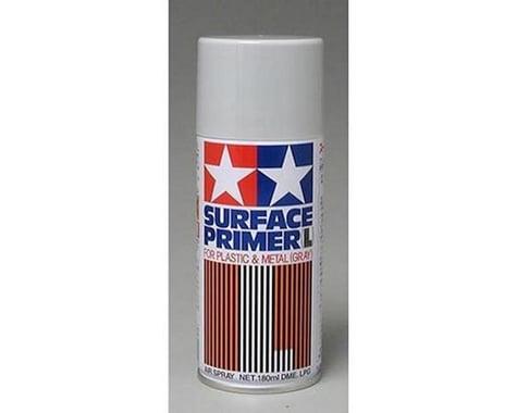 Tamiya Surface Primer Spray Paint (Grey) (180ml)
