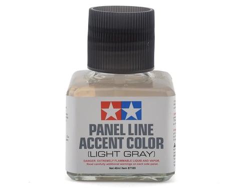 Tamiya Panel Line Accent Color (Light Grey) (40ml)