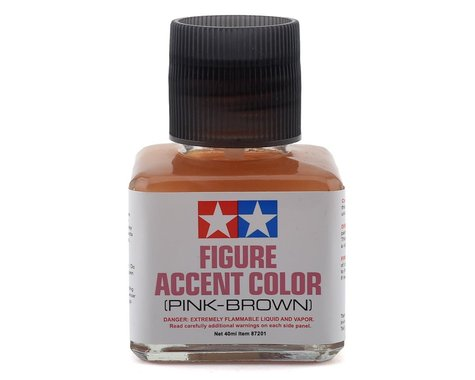 Tamiya Panel Line Accent Color (Pink-Brown) (40ml)