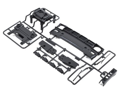 Tamiya Toyota Hilux Front Grill W Parts Set