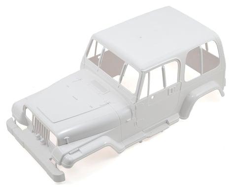 Tamiya Jeep Wrangler Body
