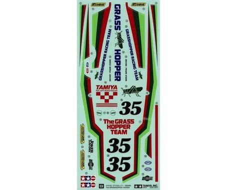 Tamiya RC Sticker Sheet (58346)