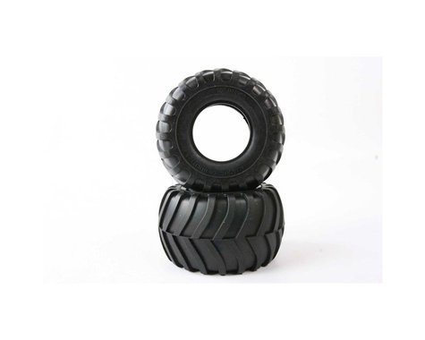 Tamiya 1/18 TLT-1 Left & Right Tire Set (2)