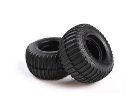 Tamiya Rear Grasshopper Tires (2)
