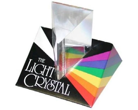 Tedco Light Crystal Prism 2.5