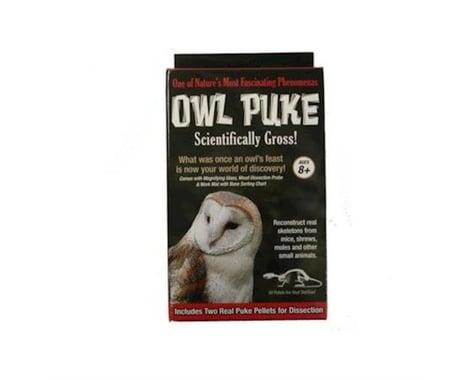 Tedco Owl Puke Kit