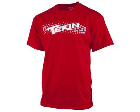 Tekin Fuzion 2 T-Shirt (Red)
